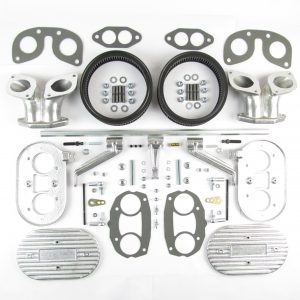 VW manifold with linkage kits