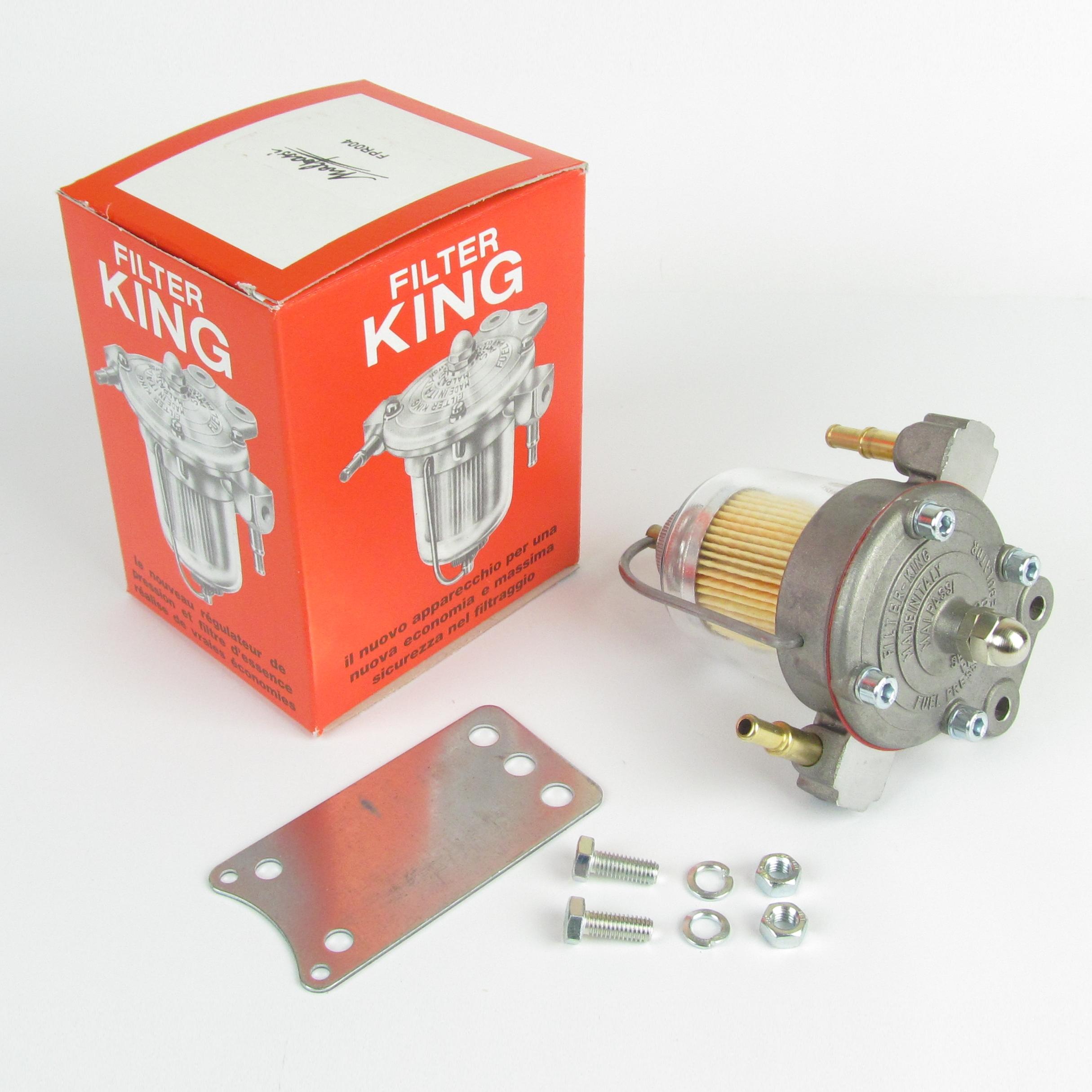 Malpassi Filter King Fuel Pressure Regulator Instructions 1988 Ford Grant Filters 67mm Eurocarb Barry