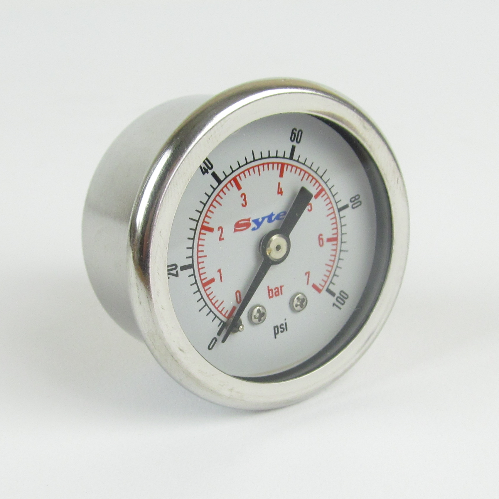 Fuel pressure gauge psi eurocarb