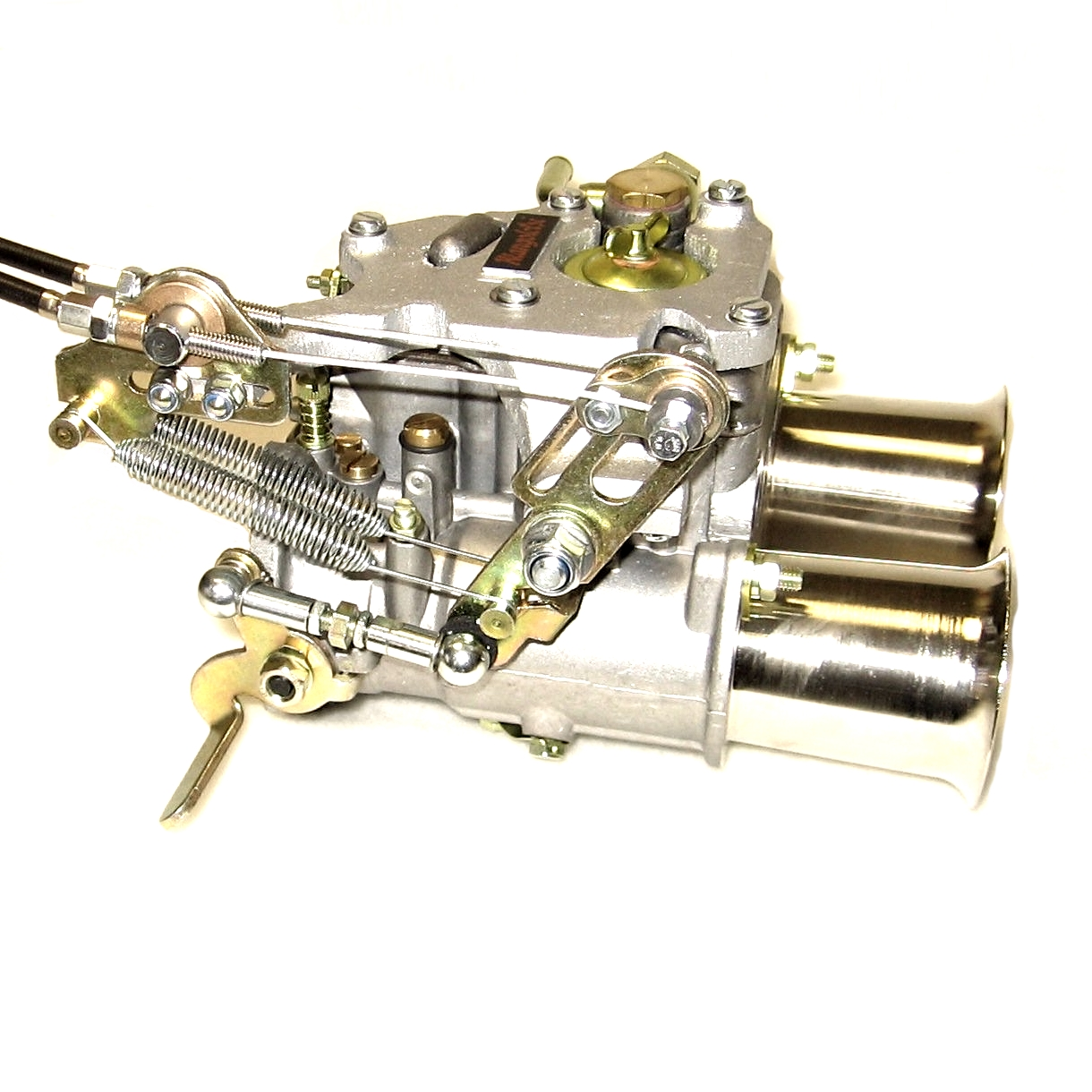 Linkage Kits Accessories Archives Eurocarb Dome Light Wiring Diagram Vw Bug Lp4245 Dcoe Twin Cable Kit Fully Adjustable