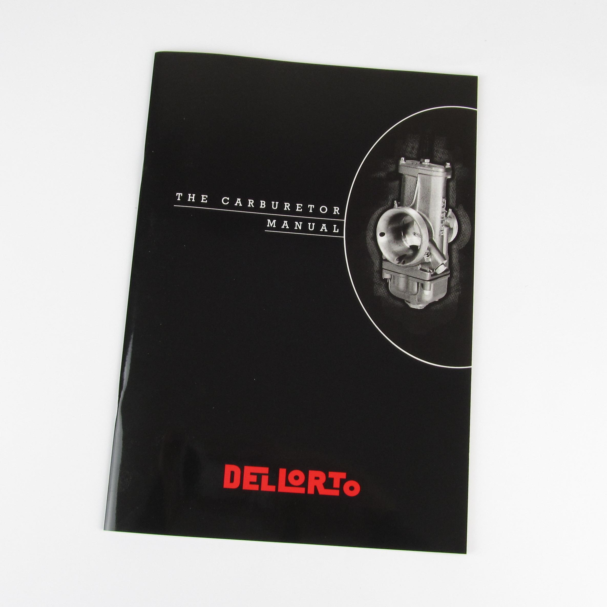 Throttle Position Sensor Principle: Dellorto Motorcycle Tuning Manual