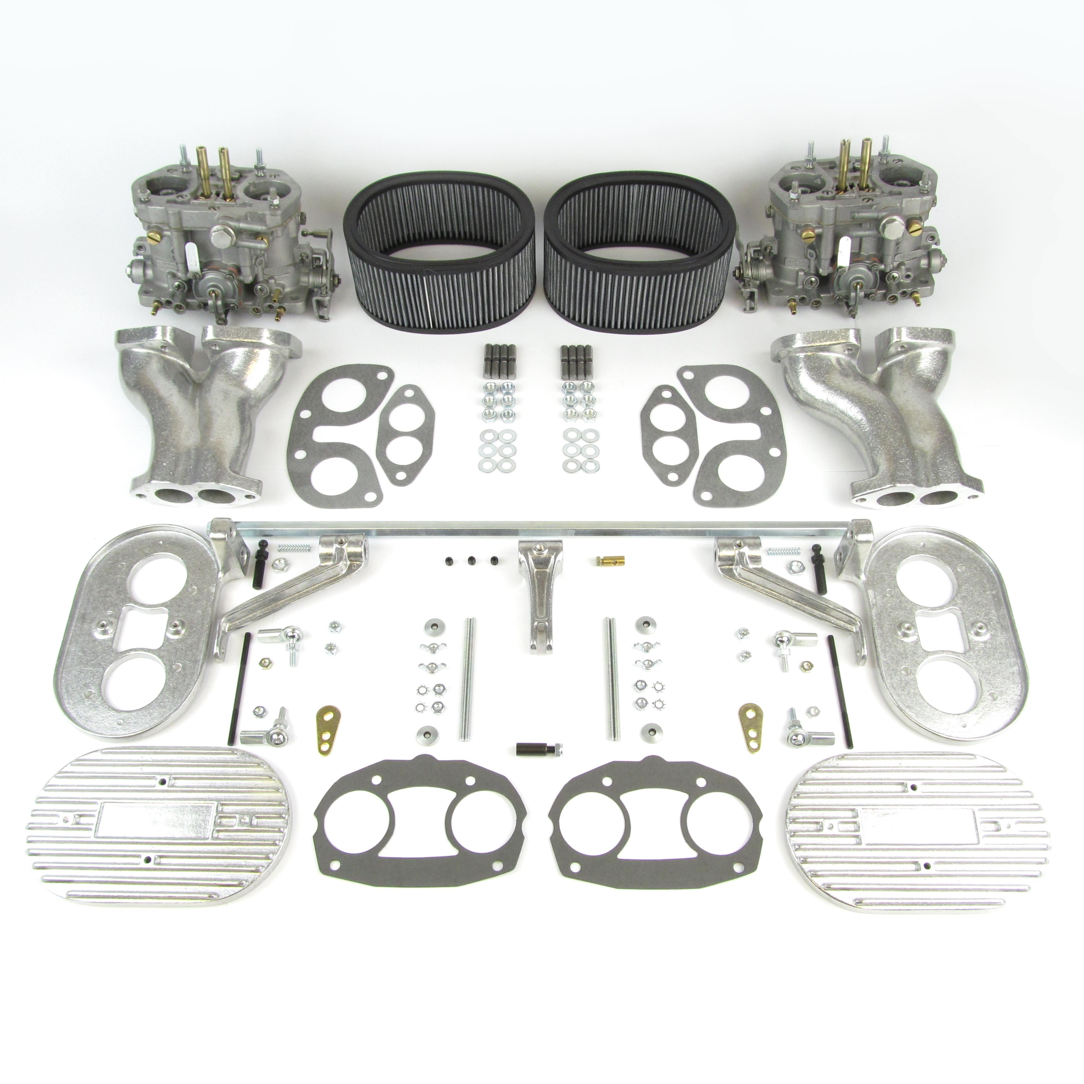 VWK32 Type 1 twin Dellorto DRLA40 kit – CB-Performance