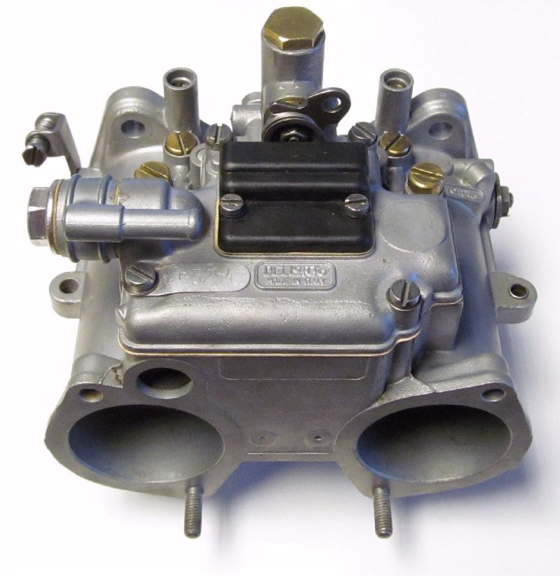 Car carburettor reconditioning