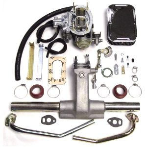 Weber single carburettor upgrade kits
