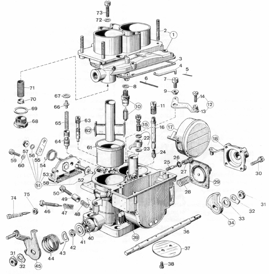 motorcycle carb diagram with Dcnf Parts on Diagrams kz650 likewise Used Official 1985 1986 Honda Vt1100c Shadow Factory Service Manual U61mg801 in addition Rotax Max Engine Parts moreover Dcnf Parts moreover Index php.