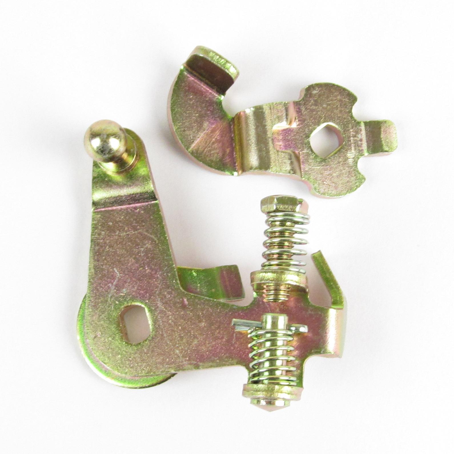 WES09 Weber IDF balance lever set for in-line carburettors
