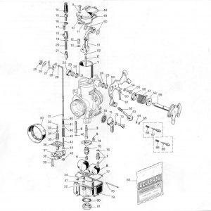 PHBR parts