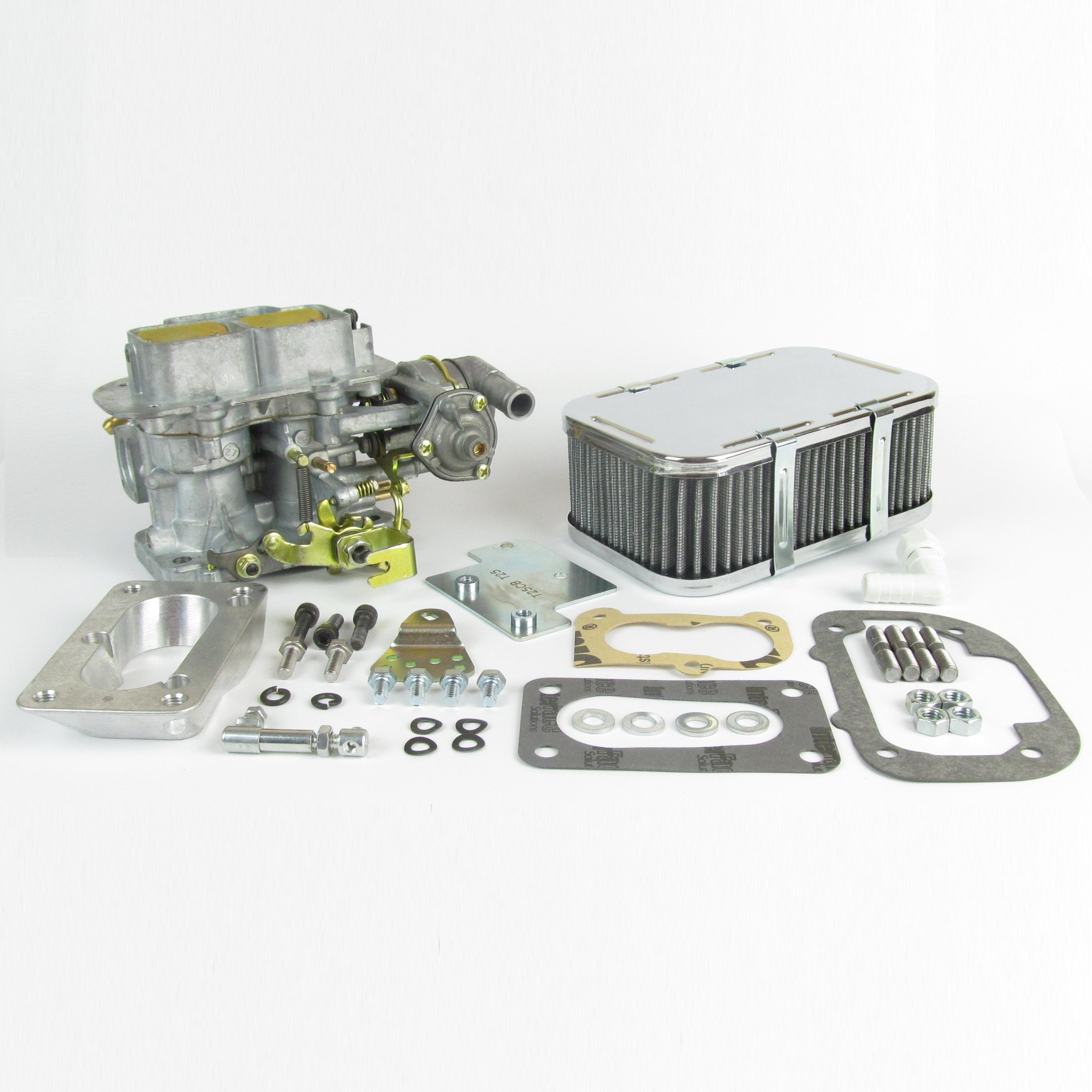 Vwk39 T25 Vw Waterboxer Weber Dgav Carburettor Kit Wbx Eurocarb Wasserboxer Engine Diagram