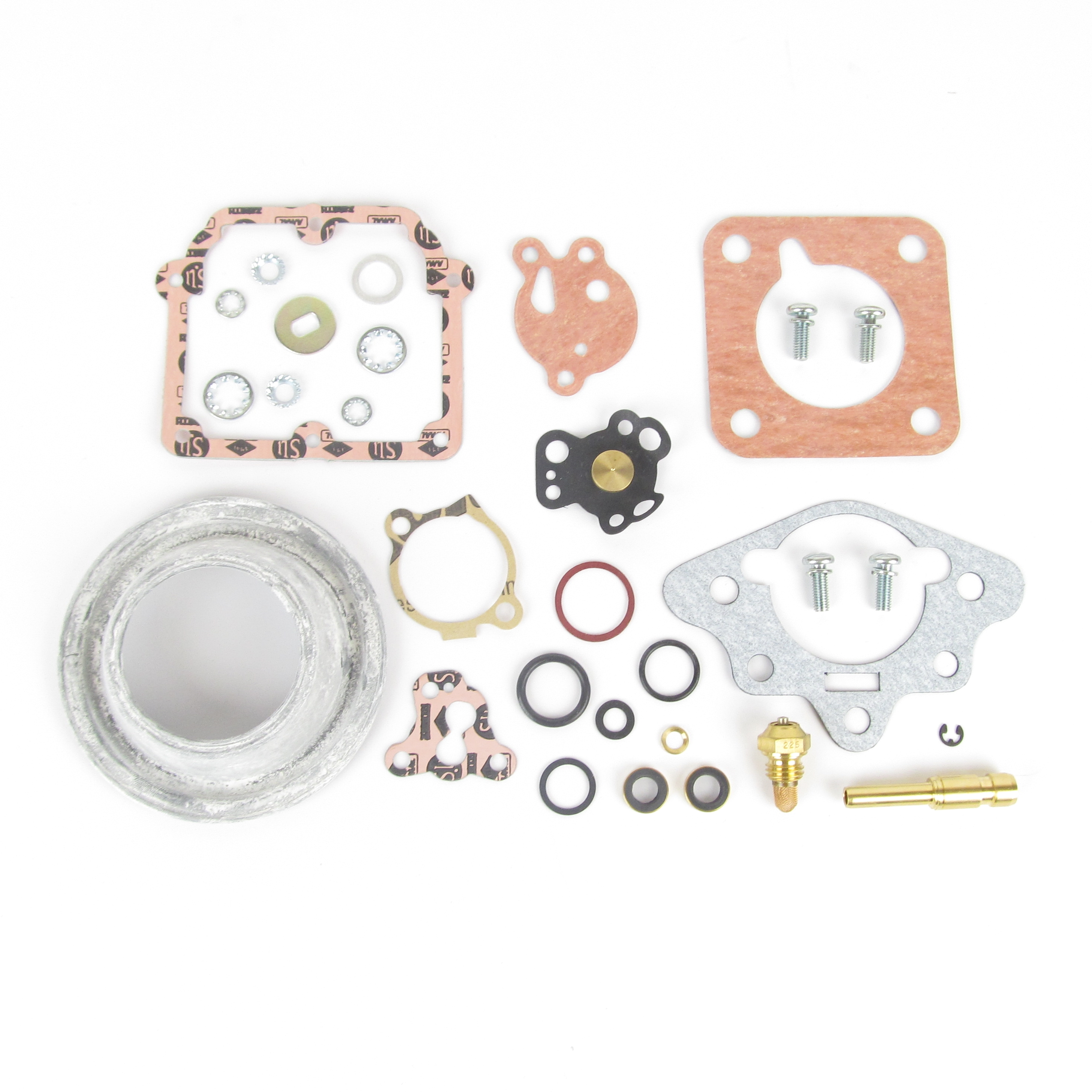 Fuel Injection Throttle Body-Assembly TechSmart S20006