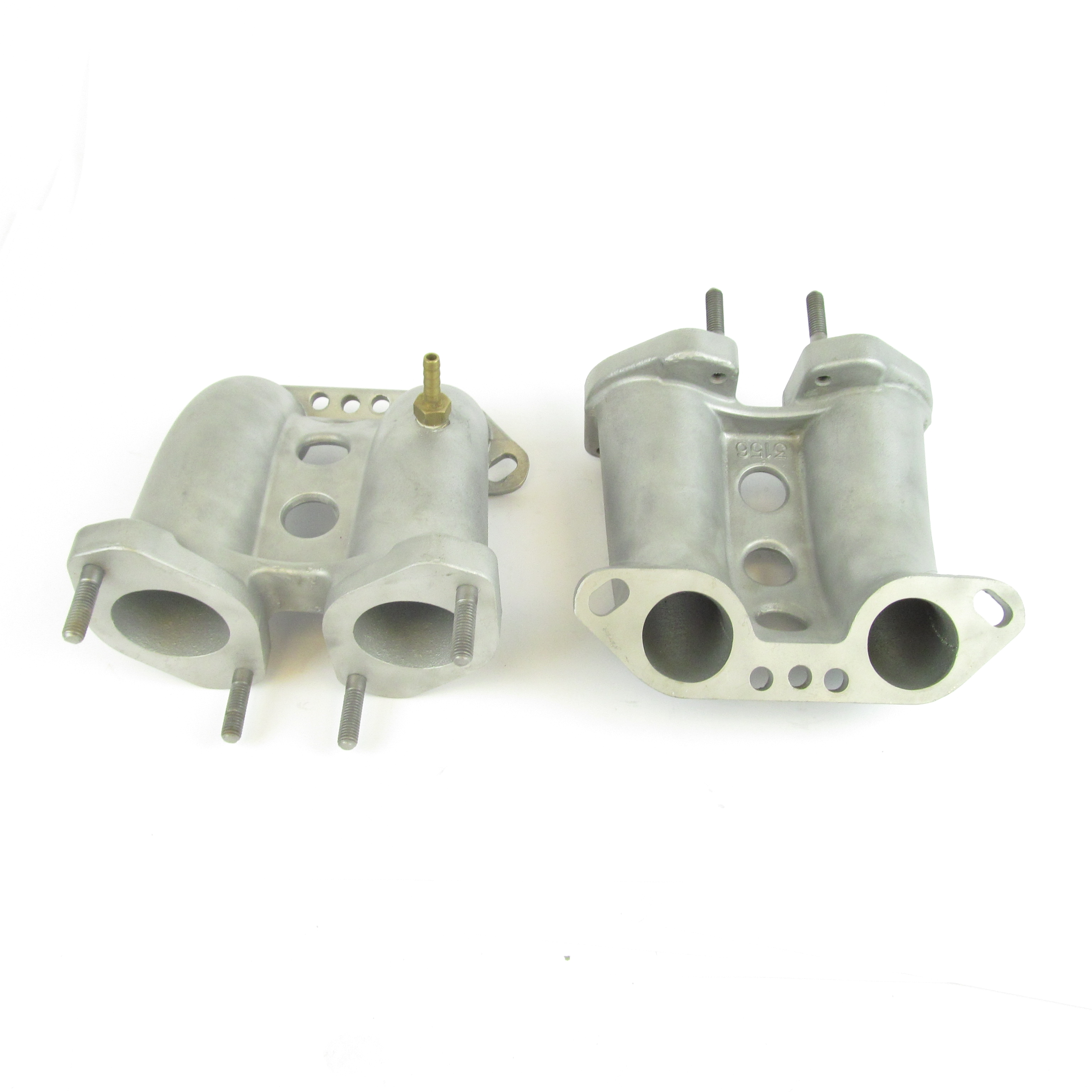Reconditioned CB3156 VW Type4 Manifolds to suit Dellorto DRLA & Weber IDF